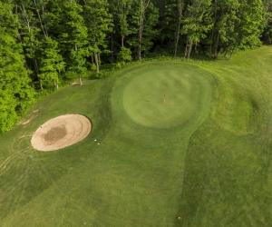 East Course - Hole 17