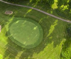 East Course - Hole 18