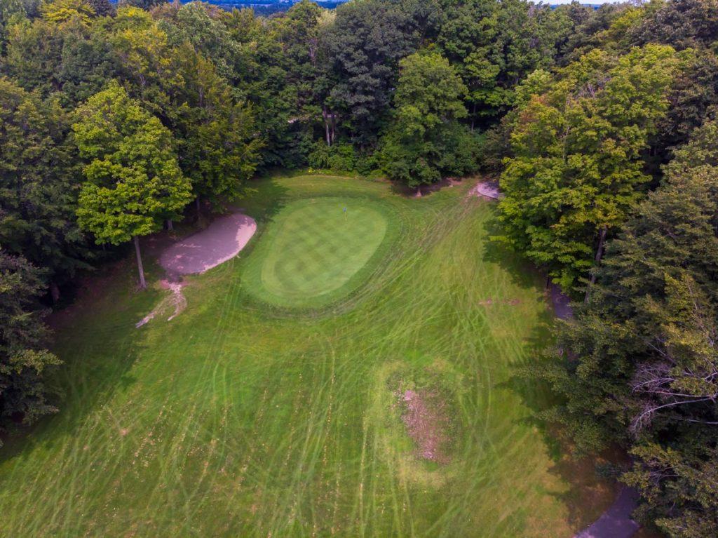South Course - Hole 1 - 6