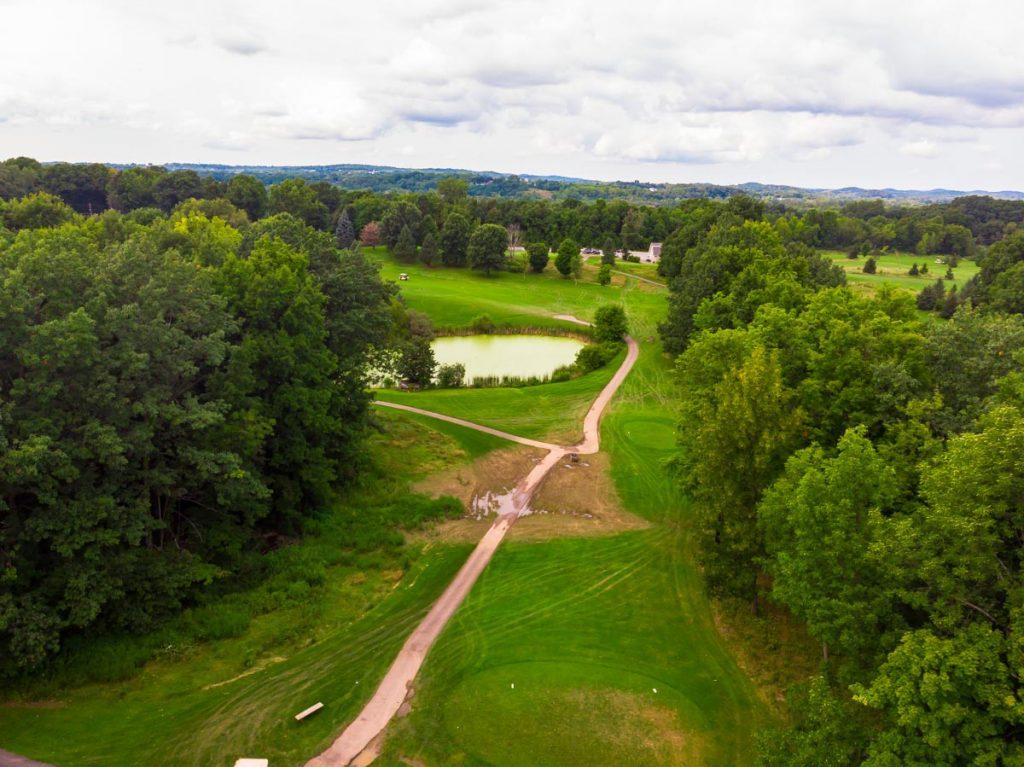 South Course - Hole 7 - 1